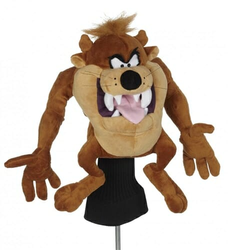 creative covers taz golf headcover