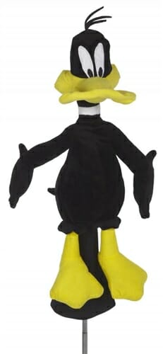 creative covers daffy duck golf headcover