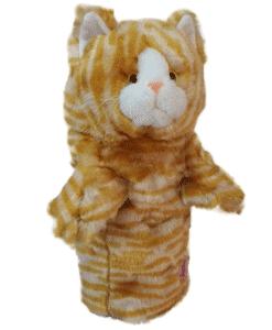 Calico Cat Golf Headcover