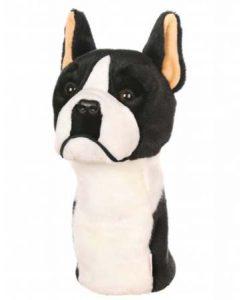 Boston Terrier Golf Headcover