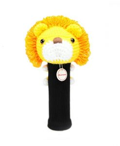 lion driver golf headcover
