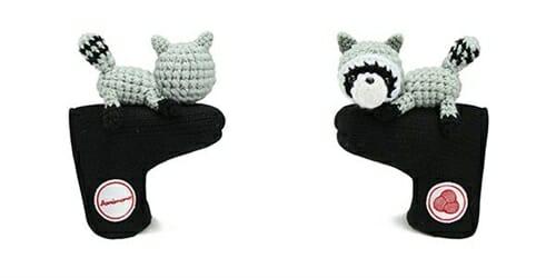 AmiPutter - Raccoon - Black / Gray