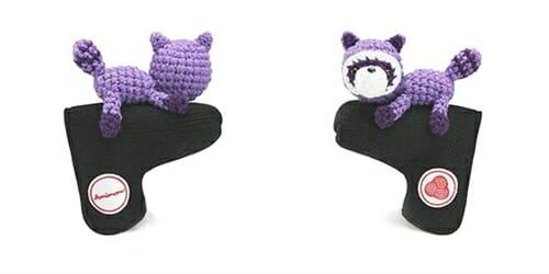 AmiPutter - Raccoon - Black / Purple