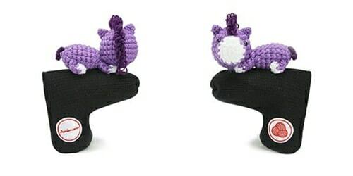 AmiPutter - Horse - Black / Purple