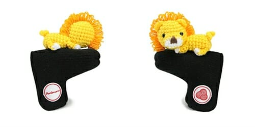 AmiPutter - Lion - Black / Yellow