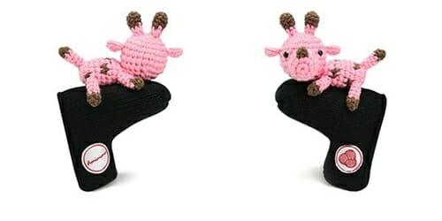 AmiPutter - Giraffe - Black / Pink