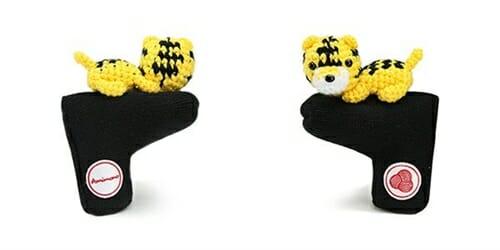AmiPutter - Cat - Black / Yellow