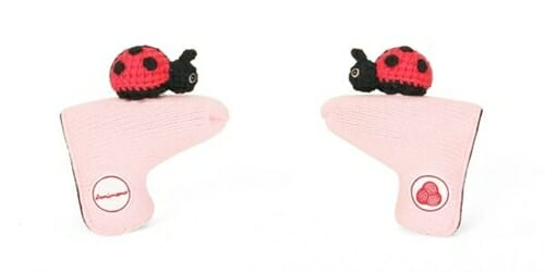 AmiPutter - Ladybug - Pink / Red