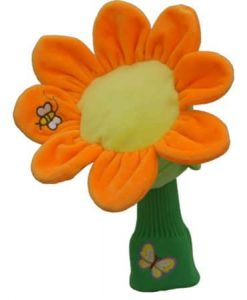 Sunflower Hybrid Golf Headcover