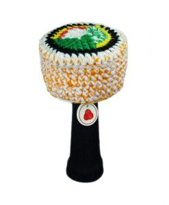 amimono california roll fairway golf headcover