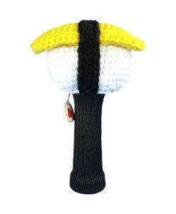 amimono egg fairway golf headcover