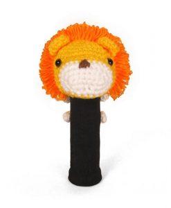lion fairway golf headcover