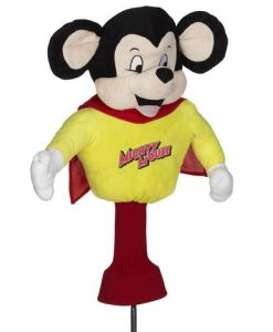 Mighty Mouse Golf Headcover