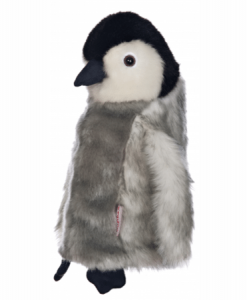 Baby Emperor Penguin Hybrid Golf Headcover