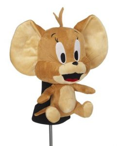Jerry the Mouse Golf Headcover
