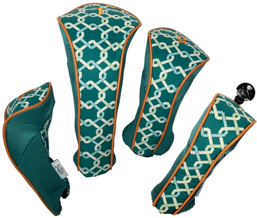 Cape Cod Golf Headcovers