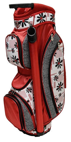 Daisy Script Cart Golf Bag