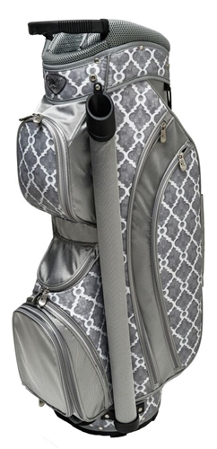 Wrought Iron Cart Golf Bag