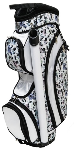 Abstract Garden Cart Golf Bag