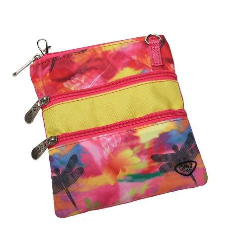Dragonfly 3 Zip Bag