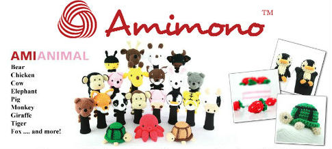 Amimono Golf Headcovers