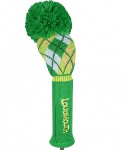 Loudmouth a Tisket a Tasket Driver Golf Headcover