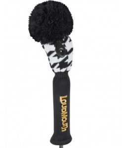 Loudmouth Oakmont Houndstooth Fairway Golf Headcover