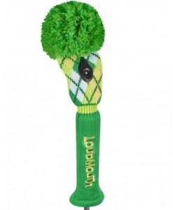 Loudmouth a Tisket a Tasket Fairway Golf Headcover