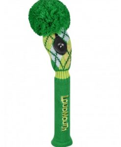 Loudmouth a Tisket a Tasket Hybrid Golf Headcover