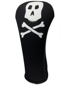 Skull Boy Driver Golf Headcover