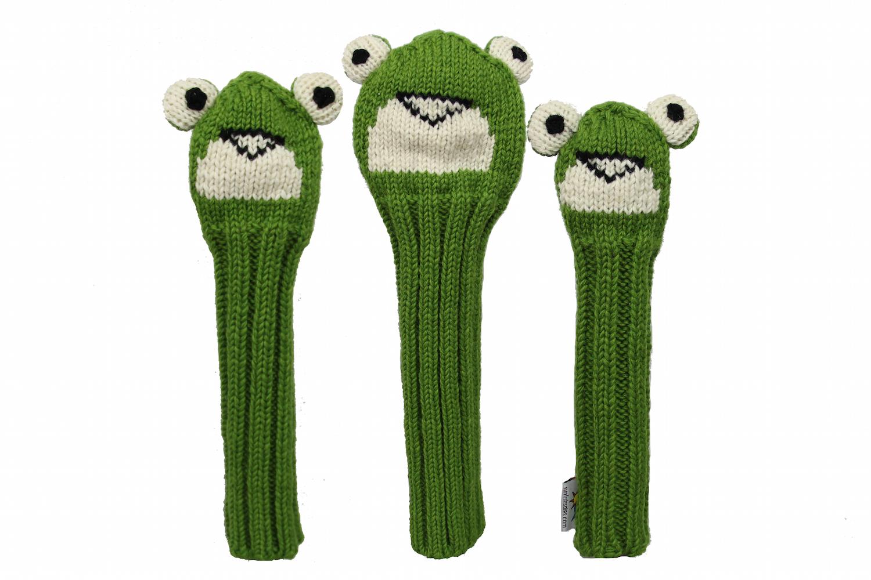 Animal Knit Golf Headcover Set Headcoversonline Com