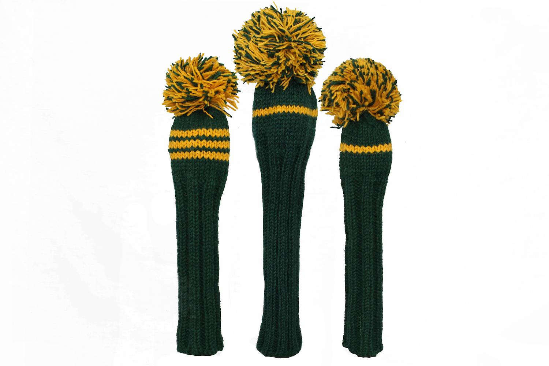 Classic Knit Golf Headcover Set Headcoversonline Com