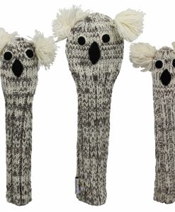 Knit Animal Golf Headcover Set