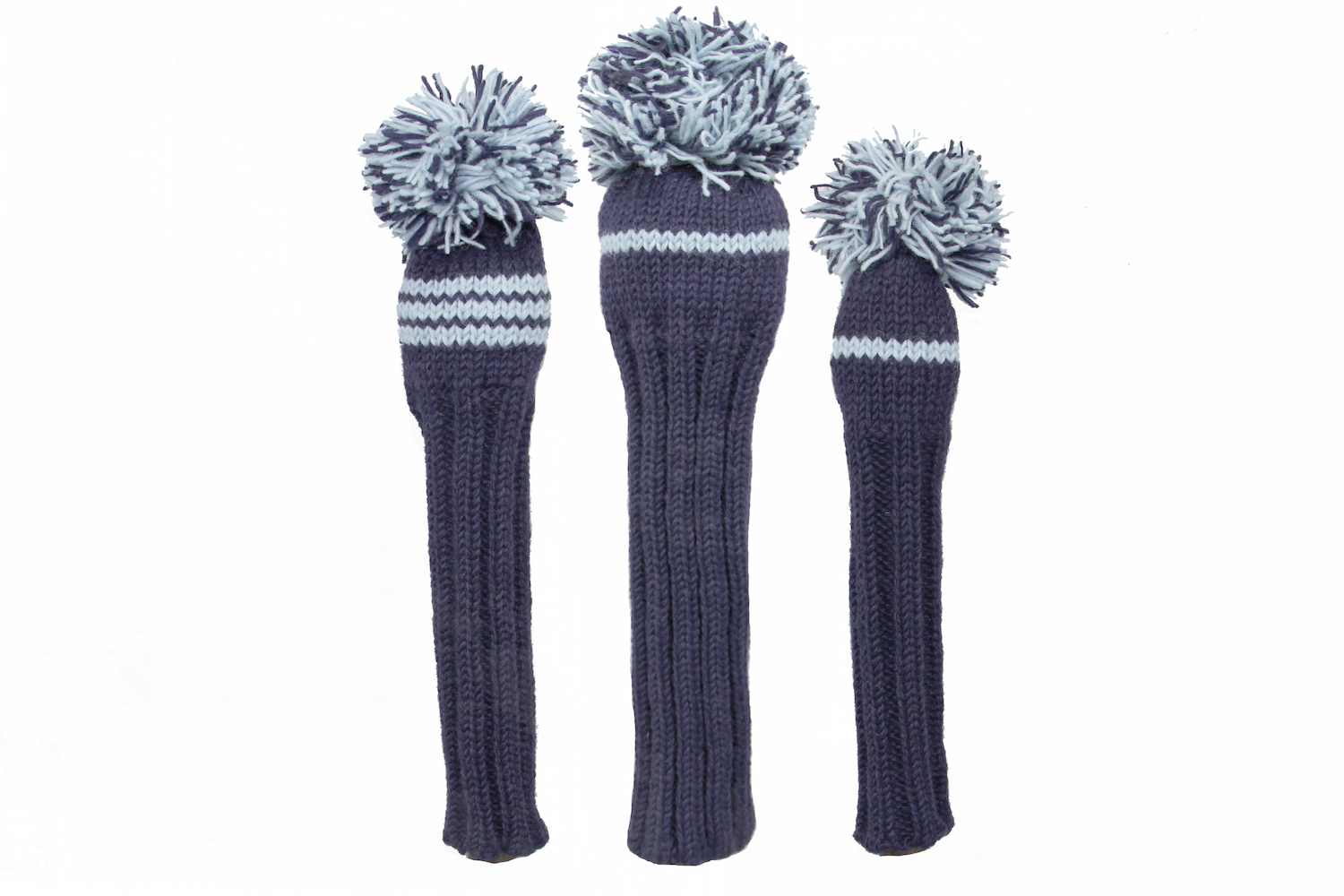 Classic Knit Golf Headcover Set | HeadcoversOnline.com