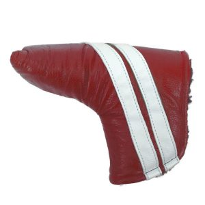 Sunfish Leather Red-and-White