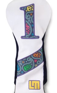 Loudmouth Jolly Roger #1 Driver Golf Headcover