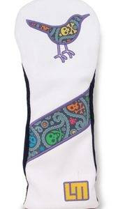 Loudmouth Jolly Roger Birdie Fairway Golf Headcover