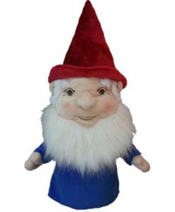 Gnome Golf Headcover