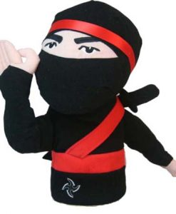 Ninja Golf Headcover
