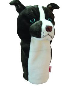 Pitbull Golf Headcover