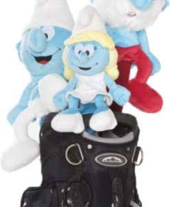 Smurfs Golf Headcover
