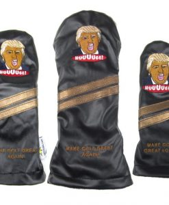 Trump set of 3 Golf Headcovers
