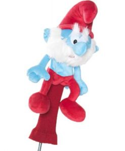 Papa Smurf Golf Headcover