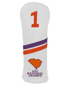 clemson nat'l champions 2016 golf headcover