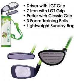 the littlest golfer first set clubs