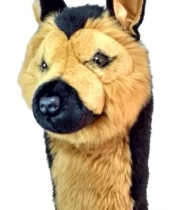 German Shepard Golf Headcover