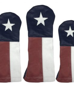 Lonestar Leather Golf Headcover