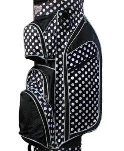 Monaco City Lights Cart Bag