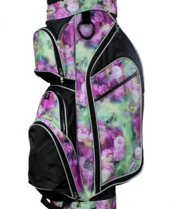 Monaco Night Orchid Cart Bag