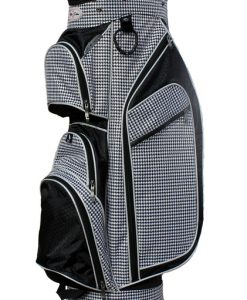 Monaco Timeless Noir Cart Bag